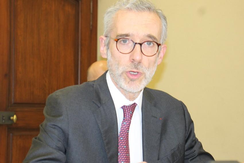 L'Etat et les élus à leur écoute : les représentants syndicaux de SKF font part de leurs inquiétudes…