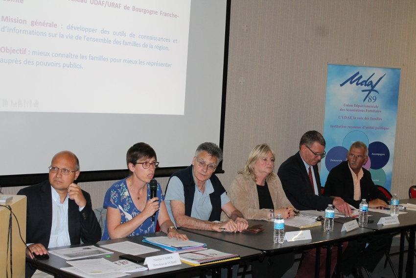 L'UDAF priorise le développement d'un maillage associatif dans l'Yonne…