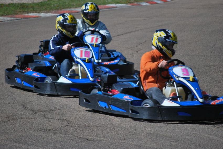 MADE IN KART : un troisième « Speed Karting Business » pour renforcer les liens entre les entreprises…