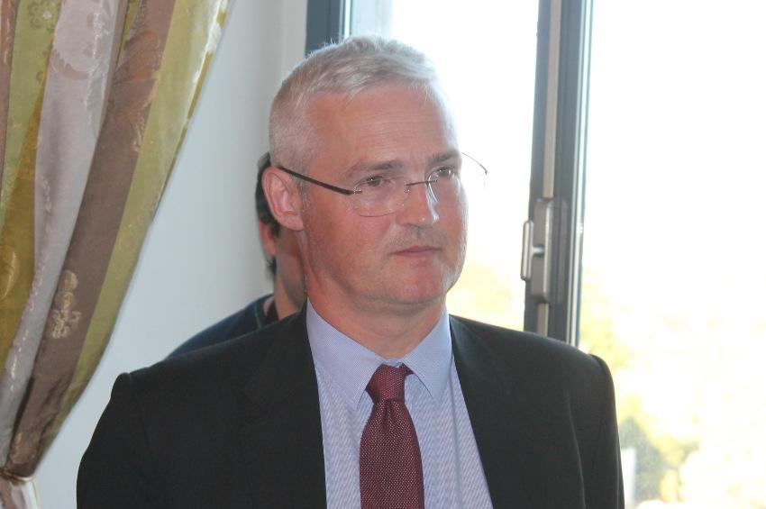 L'ancien sous-préfet d'Issoire Tristan RIQUELME prend ses quartiers d'automne à la préfecture…