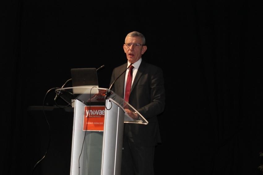 Prospective : Laurent PONCET (YNOVAE) excelle dans une analyse géostratégique sur l'agriculture