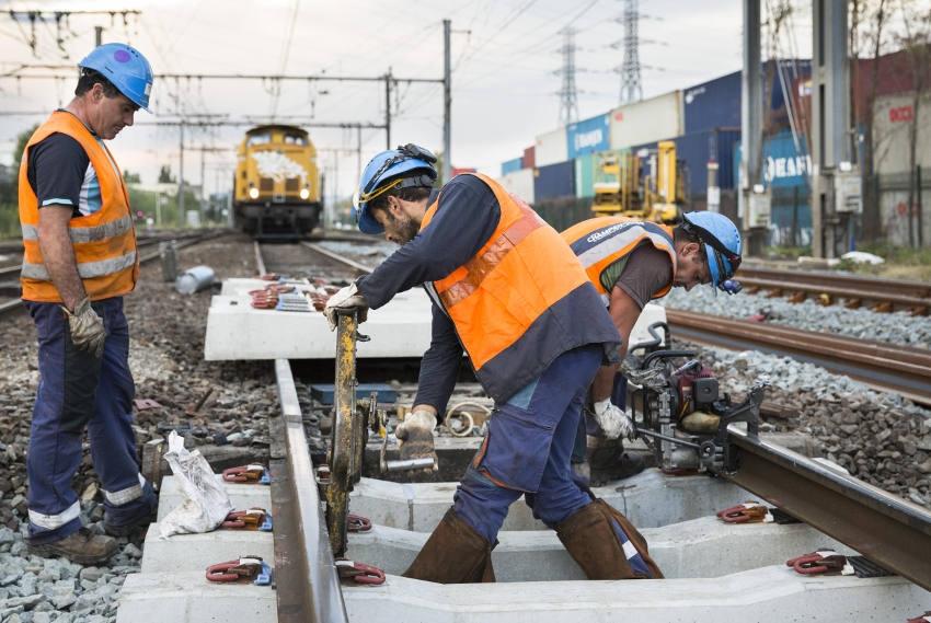 485 millions d'euros se destinent à la modernisation des lignes en 2020 : la SNCF Réseau est sur la bonne voie…