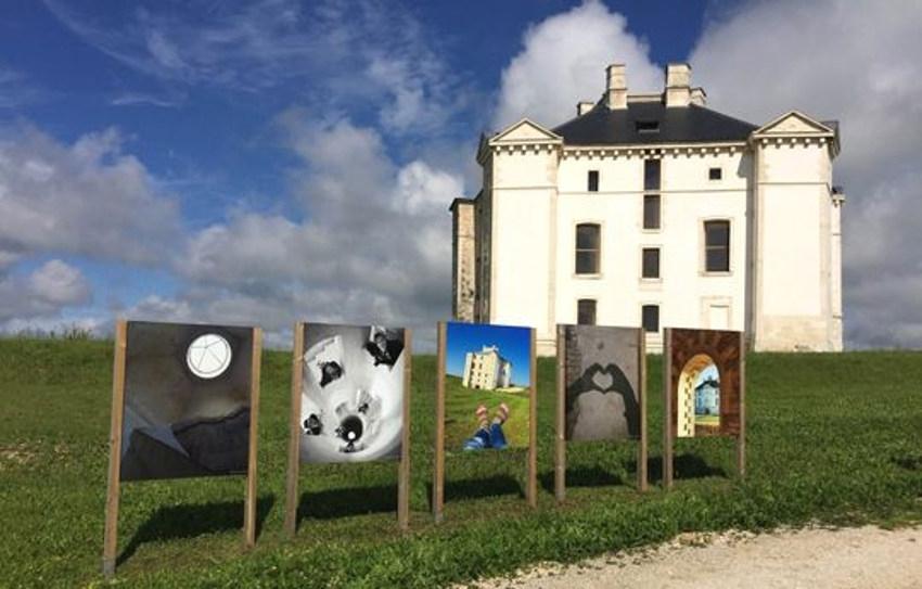 Le talent photographique des Instagramers s'expose au château de MAULNES jusqu'au 30 septembre…