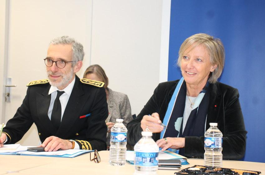 Sophie CLUZEL attendue dans l'Yonne : la secrétaire d'Etat en immersion à l'EPNAK et dans la Communauté 360