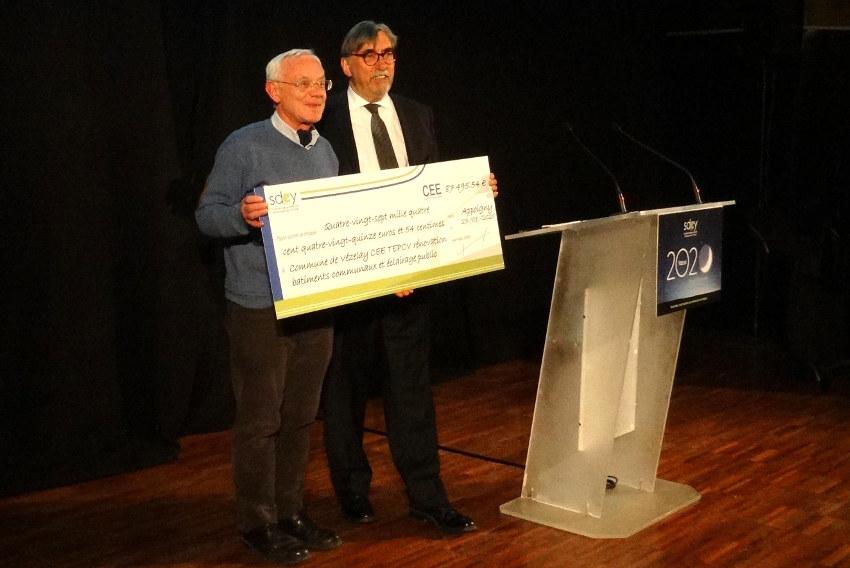 Le SDEY assume son rôle de grand argentier en encourageant les collectivités locales vers la transition énergétique