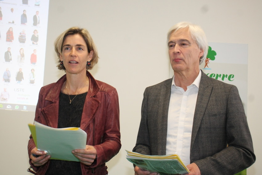 EELV : le bureau régional est favorable à une fusion des listes écologistes à Auxerre