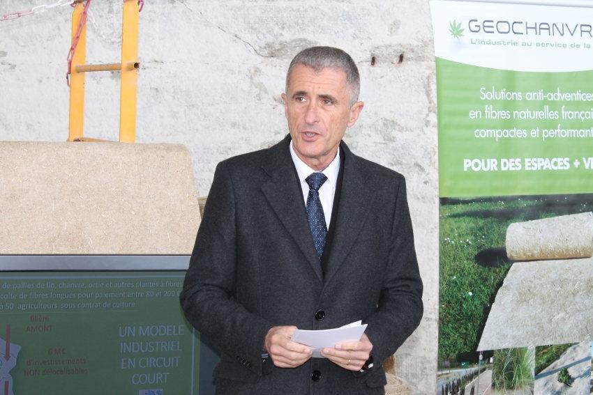 Le Tonnerrois reçoit le soutien du préfet de l'Yonne : Patrice LATRON encourage son essor économique…
