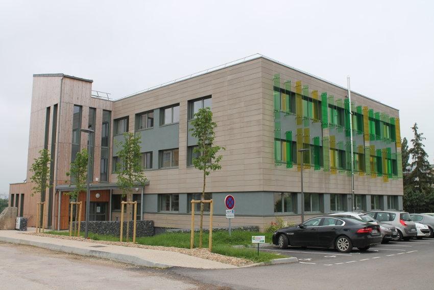Le Pôle Agriculture de l'Yonne sera inauguré le 15 décembre après de longs mois de travaux…