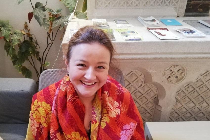 Isabelle FROMENT-MEURICE : L'Yonne en Scène est à l'écoute des compagnies culturelles du territoire…