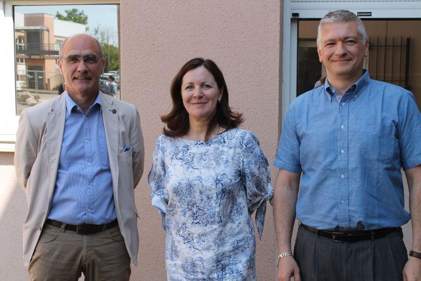 Plan « 10 000 entreprises » : un trio de choc pour construire le futur club entrepreneurial opératif de l'Yonne…
