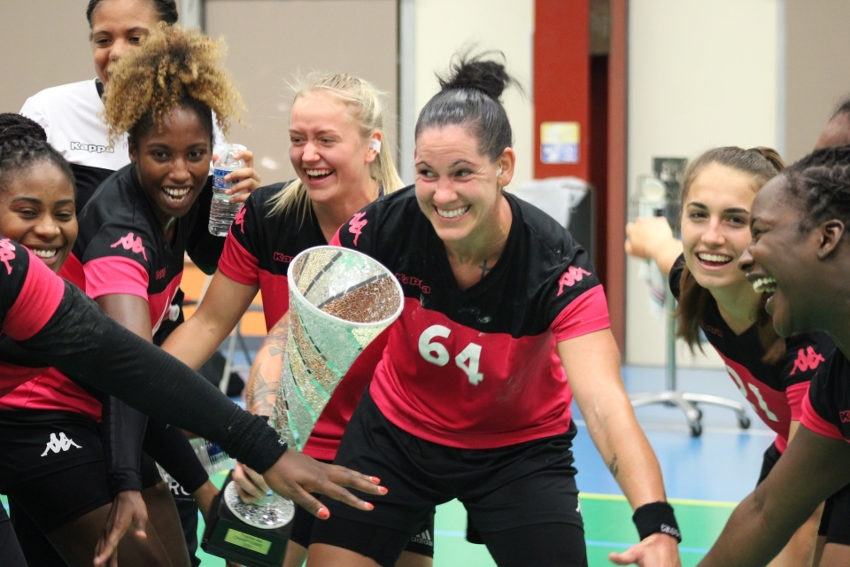 Les « Panthères » du CFJ Fleury matent les filles de la JDA sur le fil et décrochent le trophée des Champ'Yonne 2020