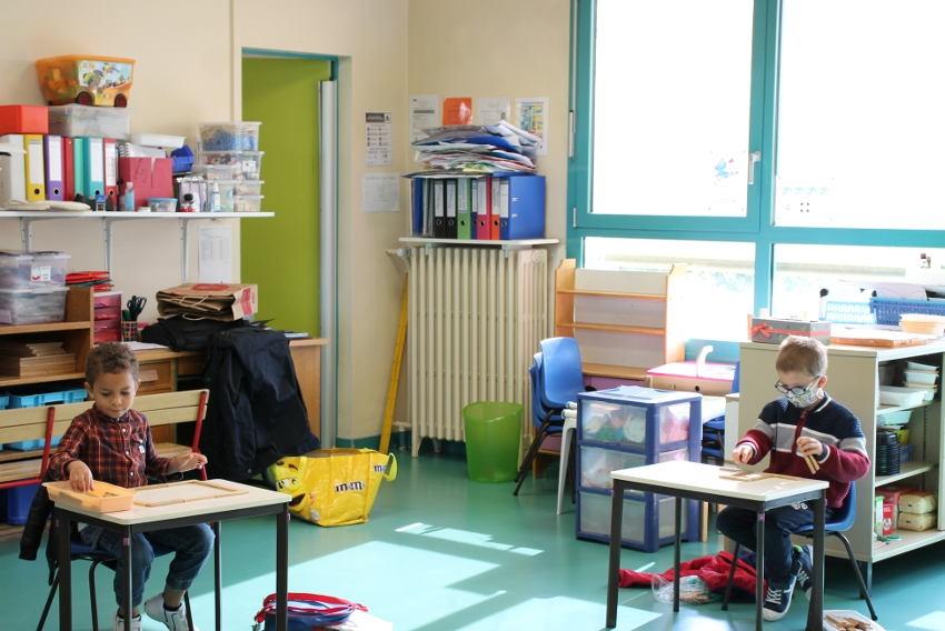 La classe est ouverte : un lâcher de douze millions d'élèves est prévu dans les écoles de l'Hexagone !