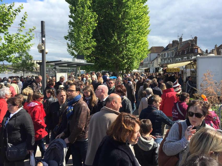 La 4ème Fête de la Gastronomie et du Vin devrait battre son plein du 19 au 21 mai à Auxerre…