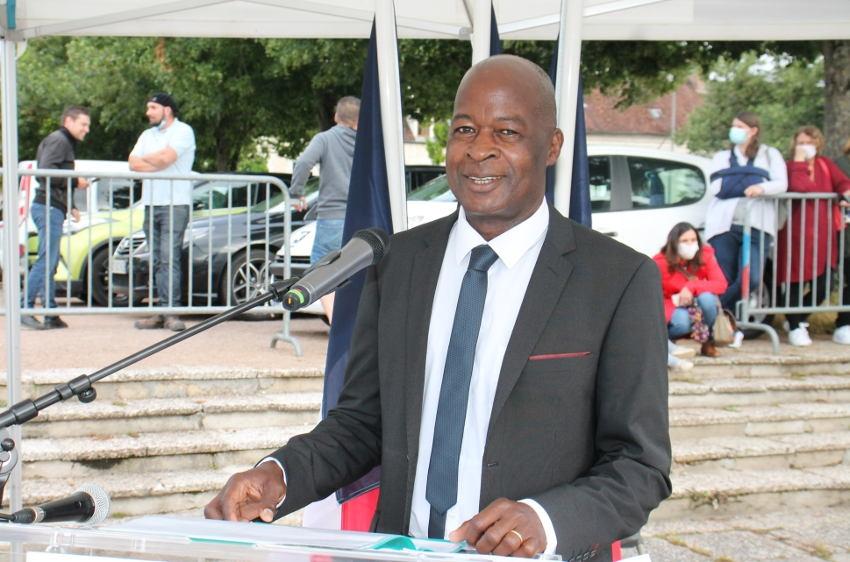Veillée d'armes pour Souleymane KONE : les cérémonies de la Libération d'Auxerre vécues tel un chef d'orchestre…