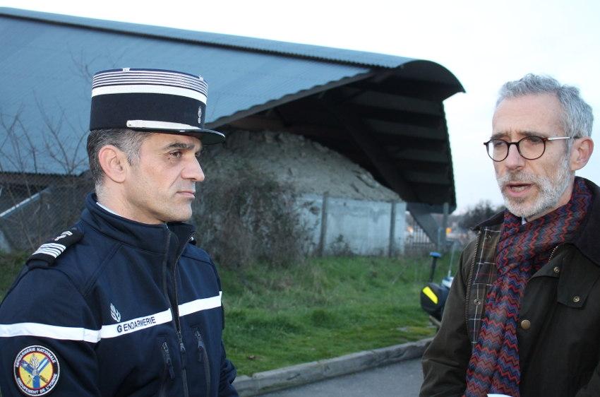 Le colonel Rénald BOISMOREAU met le cap vers la Tunisie : l'officier de gendarmerie rejoint l'ambassade de France