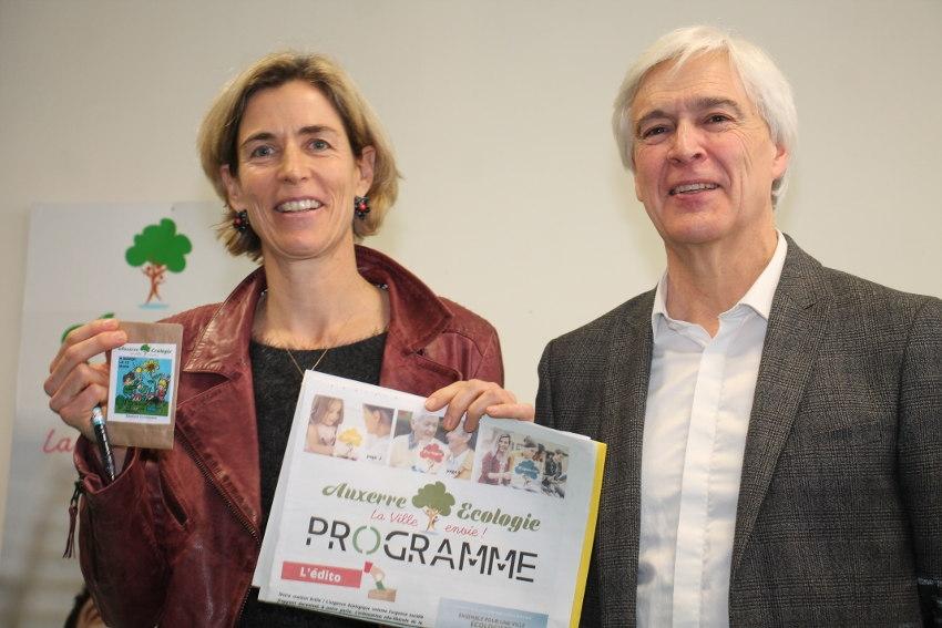 L'autre manière d'aborder la politique : Florence LOURY, l'atout citoyen et rassembleur d'Auxerre Ecologie…