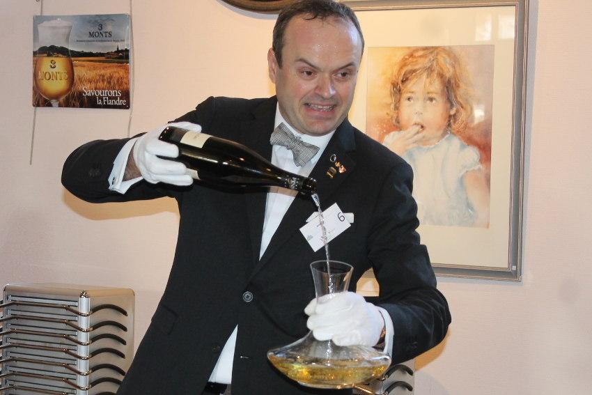 Séance de ciné pour les élèves hôteliers de Vauban, pour mieux suivre la trace du maître ?