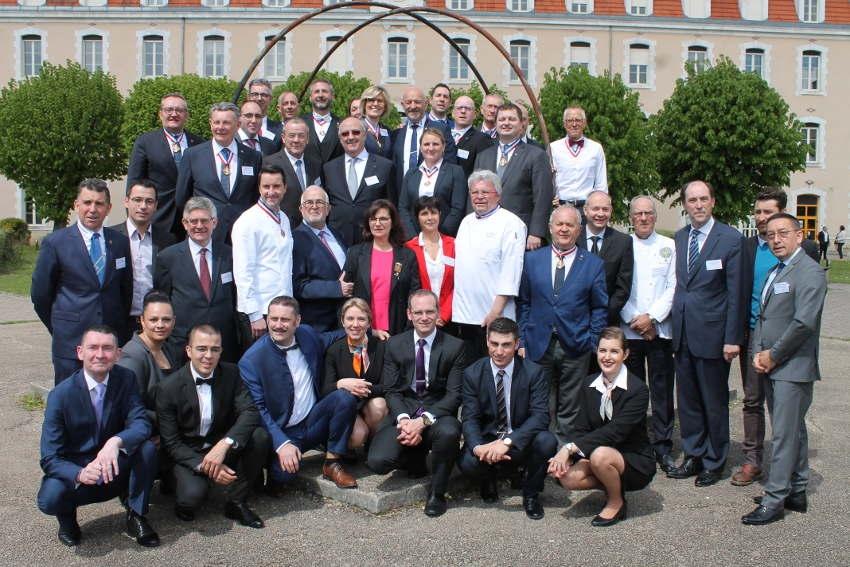Auxerre, terre d'accueil d'un championnat du monde le 02 décembre : celui des maîtres d'hôtel…