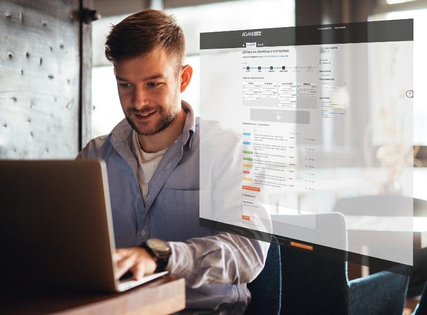 ADVANSEEZ accentue le management collaboratif des entreprises à l'aide de son logiciel…