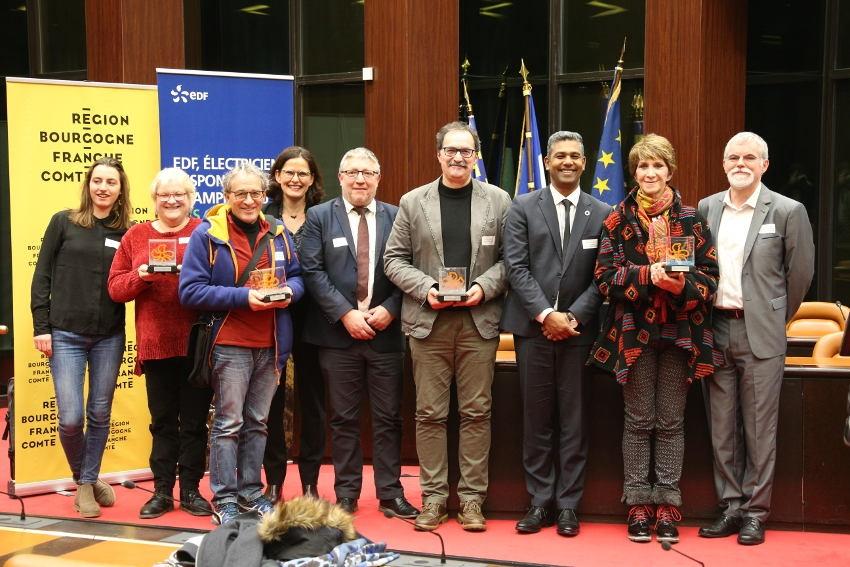 L'altruisme, source d'actions et de bonheur, pour quatre associations lauréates des Trophées de la Fondation EDF