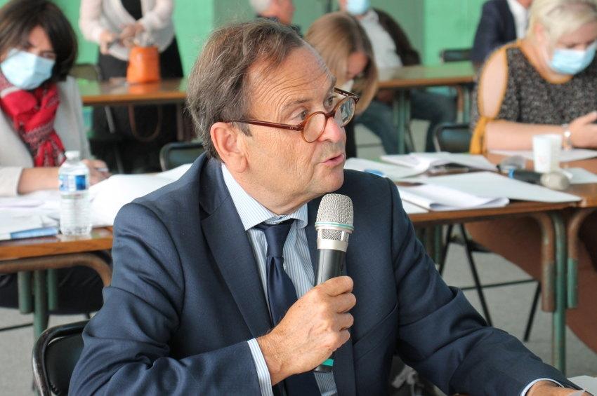 J-P SAULNIER-ARRIGHI refuse le principe d'un différé de la fibre optique au nom de l'attractivité des territoires
