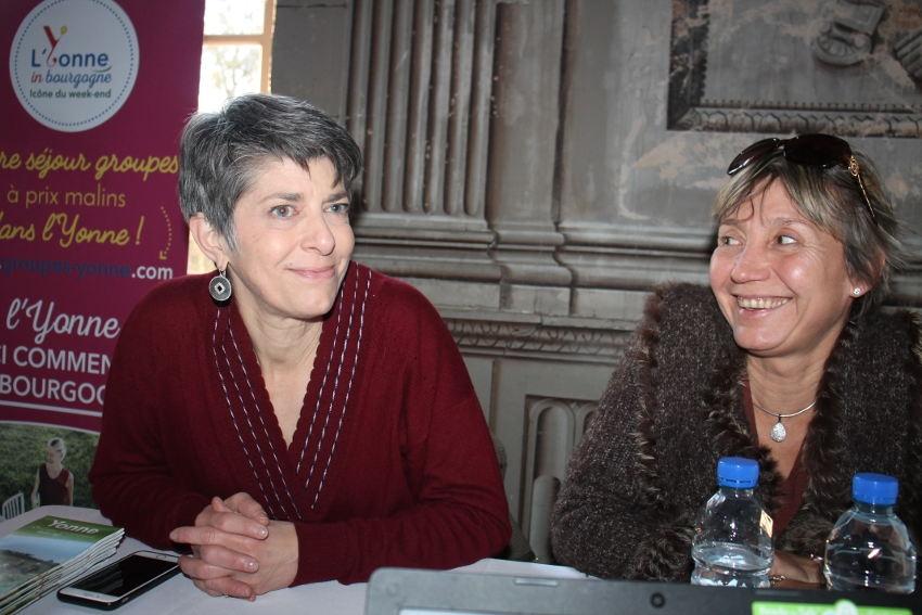 « Yonne Escapades » transforme l'essai après le premier salon du tourisme de groupes et réfléchit à l'avenir…