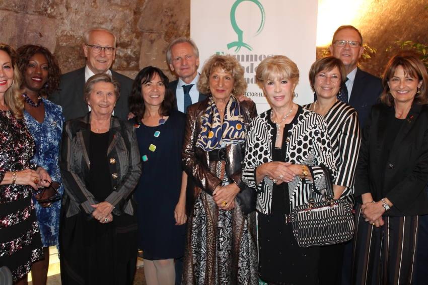 Les Femmes Leaders Mondiales reçoivent les honneurs officiels de la ville d'Auxerre
