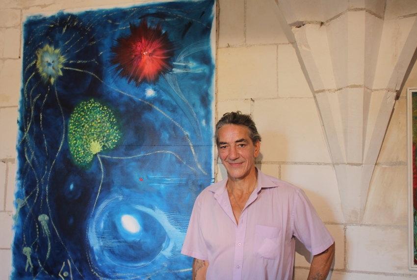Des visions oniriques jusqu'au bout du pinceau : LOL invite les amateurs d'art dans son univers spirituel