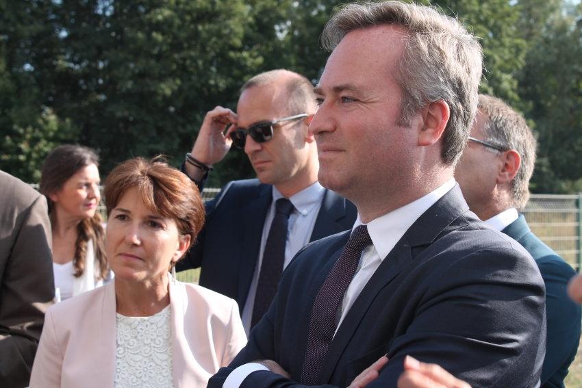 Jean-Baptiste LEMOYNE : « le pavillon français doit reprendre des couleurs à l'international… »