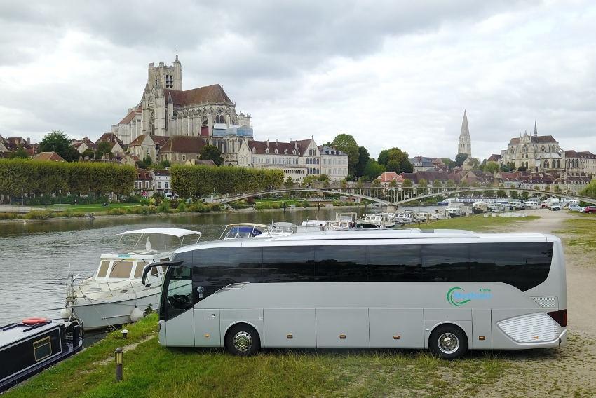 Transport : Marne-la-Vallée accessible au départ d'Auxerre dès le 01 septembre grâce aux Cars MATHIEU…