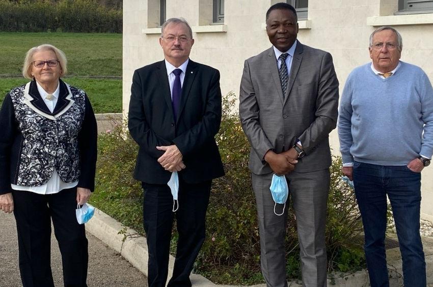 Jean-Pierre GERARDIN prend les rênes du Centre de Gestion de l'Yonne : un choix unanime…
