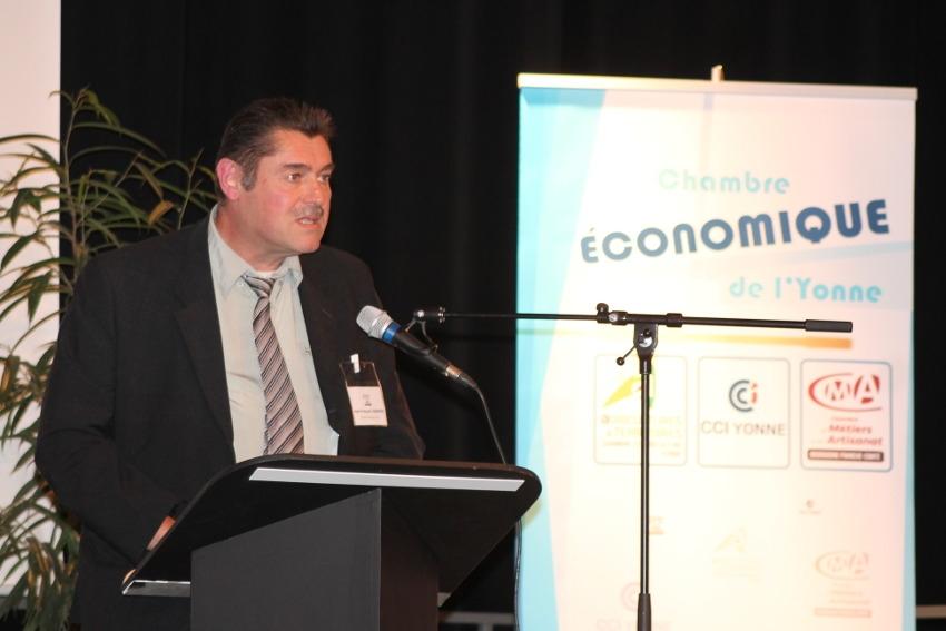 Il plaide en faveur de l'économie de proximité : Jean-François LEMAITRE (CMA) raisonne 100 % territoire !