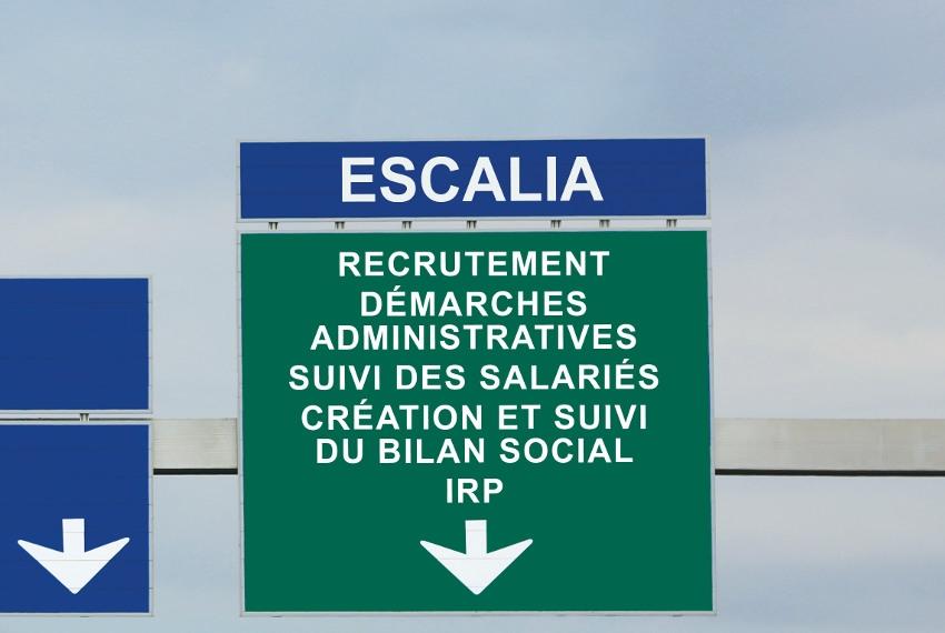 ESCALIA déploie ses ailes : l'organisme de conseil et formation ajoute la gestion des paies à son savoir-faire…