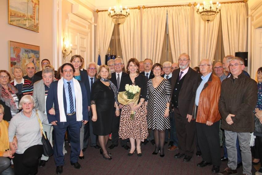 Des élus de Puisaye-Forterre, reçus à l'ambassade de France en Roumanie, réaffirment leurs convictions européennes…