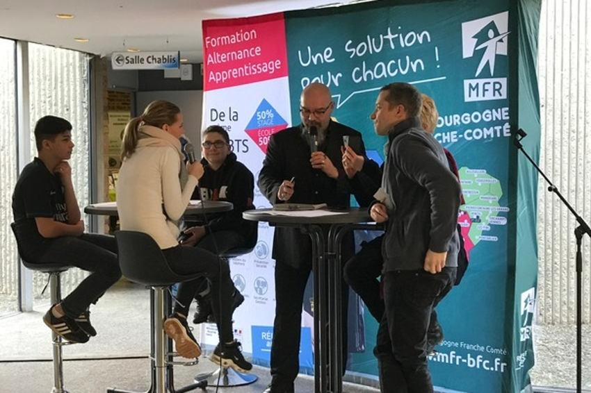 Les MFR invitent le jeune public au Forum des Métiers pour un rendez-vous avec l'avenir