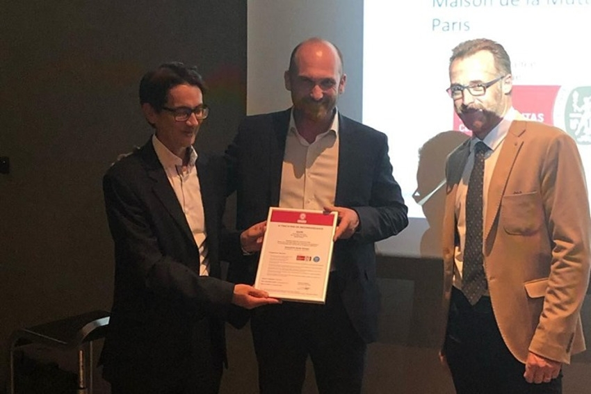 QAPE précurseur en France : la société de l'Yonne reçoit le premier label « Assurance Santé Ethique »