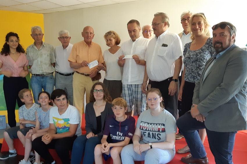 Un cœur gros comme ça au Rotary Club de Puisaye-Forterre : l'altruisme envers la jeunesse est une priorité…