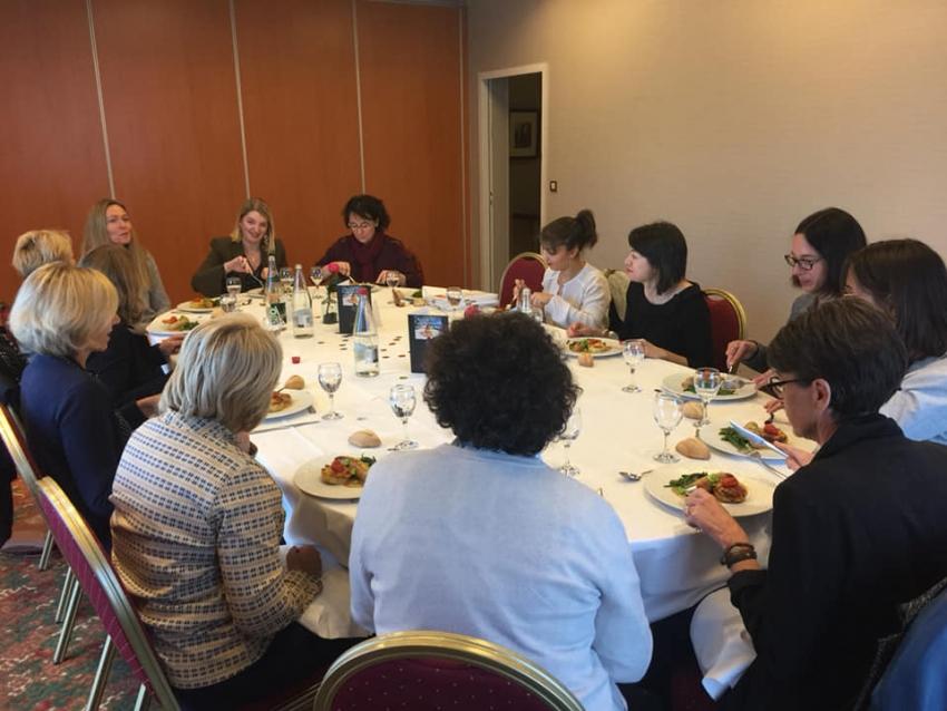 L'actualité sociale s'invite à la table du Pôle des femmes de la CPME de l'Yonne