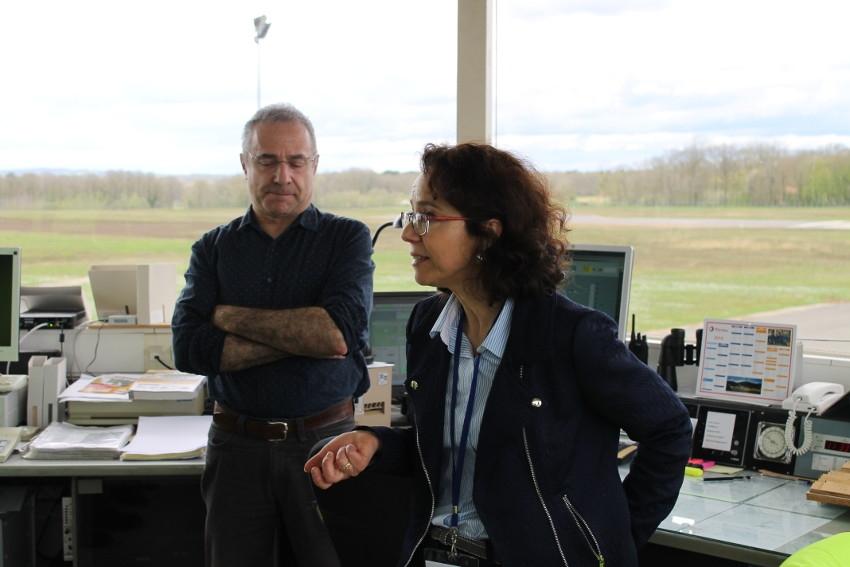 EDEIS dévoile les nouvelles infrastructures de l'aérogare d'Auxerre…
