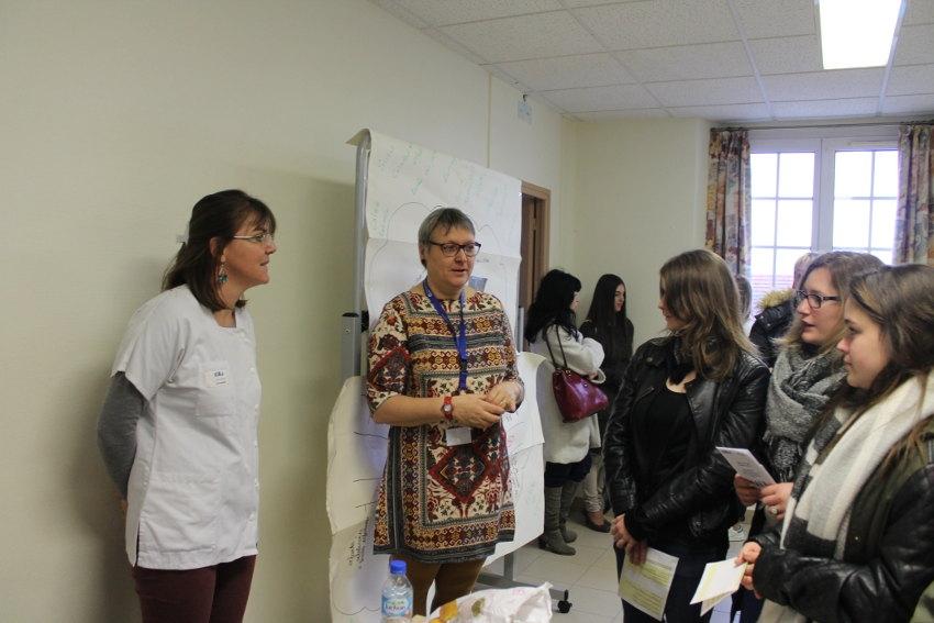 L'IFAS : une passerelle pédagogique menant vers les emplois de la santé…