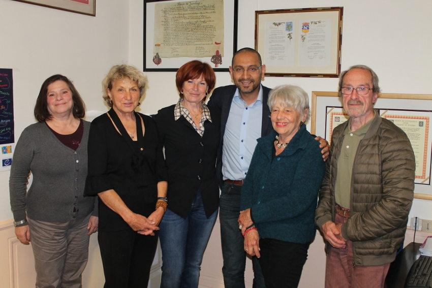 Maison des Jumelages d'Auxerre : la commission économique sonde les entreprises sur leurs appétences à l'export…