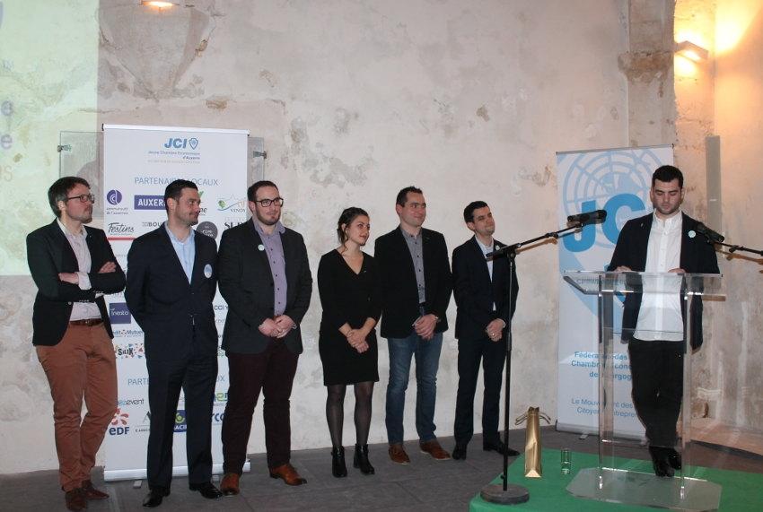 La Jeune Chambre Economique apprend à soigner ses relations presse dans l'optique de ses futurs projets