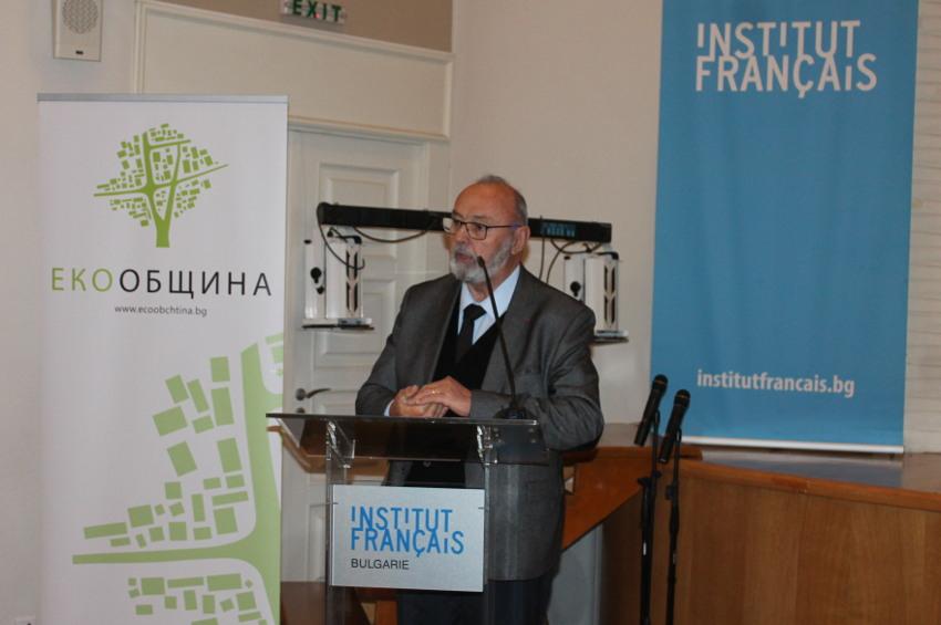 Un laboratoire d'idées à immersion européenne : Jacques GILET retrace trente ans des « Entretiens de CHAMPIGNELLES »