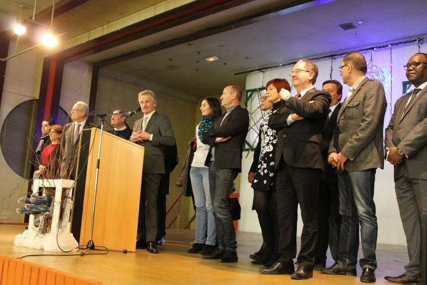 « Mettre les bouchées doubles au cœur de ville et en agglomération » : Guy FEREZ dévoile ses orientations stratégiques aux décideurs…
