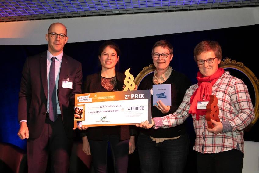 Les entrepreneuses de l'Yonne tirent leurs épingles du jeu au concours « Initiative au Féminin »…