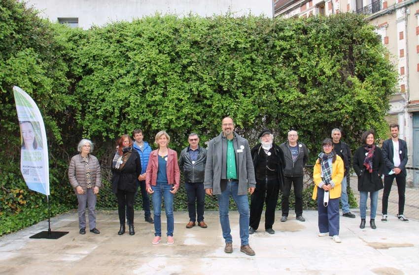 Halte aux urgences environnementales : place aux solutions pragmatiques de la liste Ecologistes et Solidaires