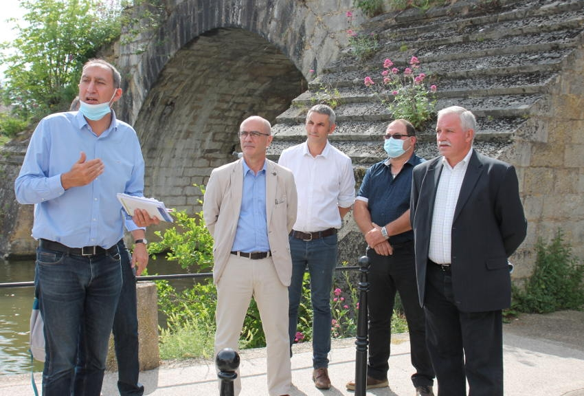 Patrimoine : GROUPAMA Paris Val-de-Loire va accentuer ses actions de mécénat dans l'Yonne