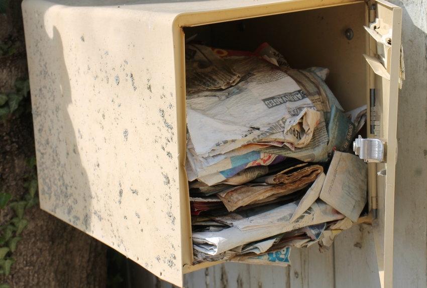 Le projet de loi interdisant la publicité dans les boîtes aux lettres pourrait condamner jusqu'à 10 000 emplois