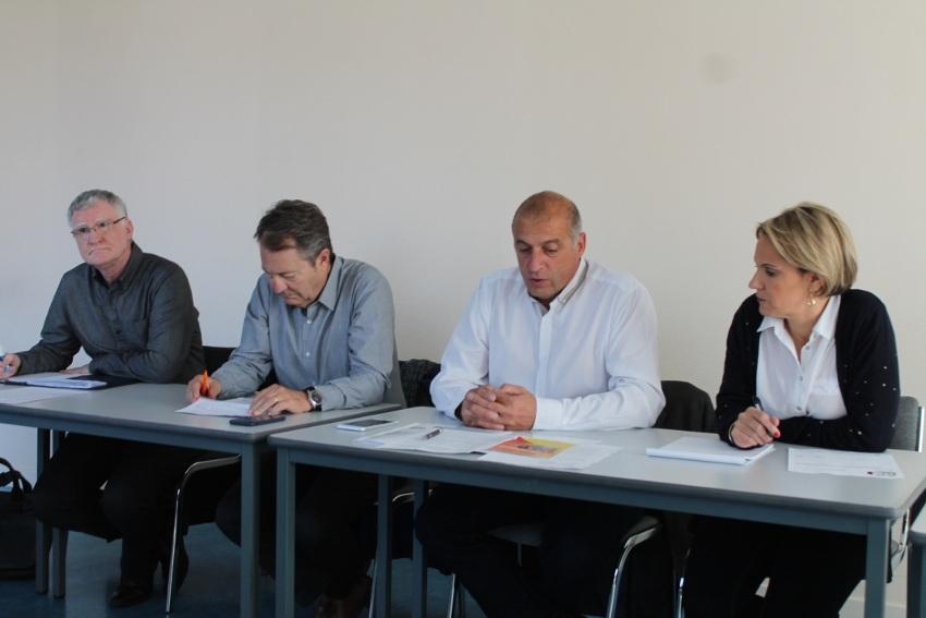 Le Grand Sénonais et la CCI de l'Yonne osent pousser le son d'une filière d'avenir !