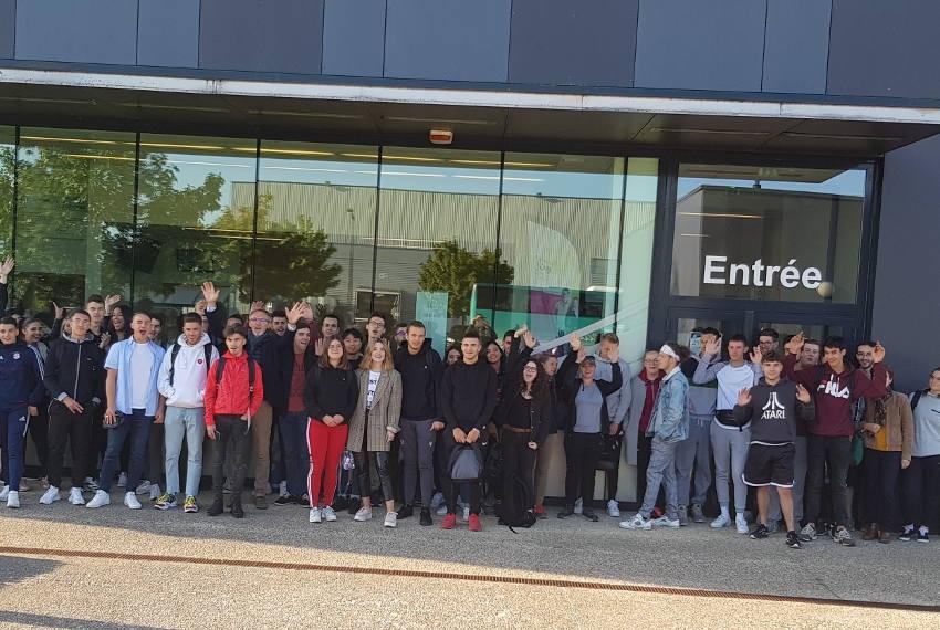 L'EGC voit l'une de ses équipes primée aux 14èmes Clés estudiantines de Troyes…